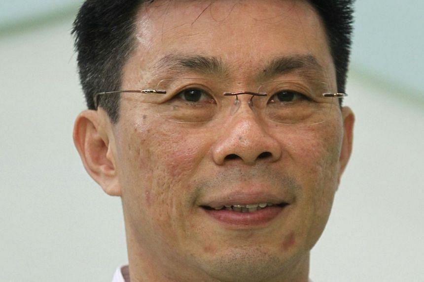 Mr Lee Yi Shyan