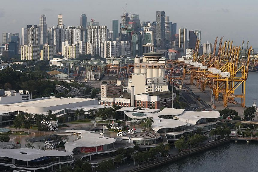 Demand from seven of Singapore's top 10 Nodx markets rose compared with last year.