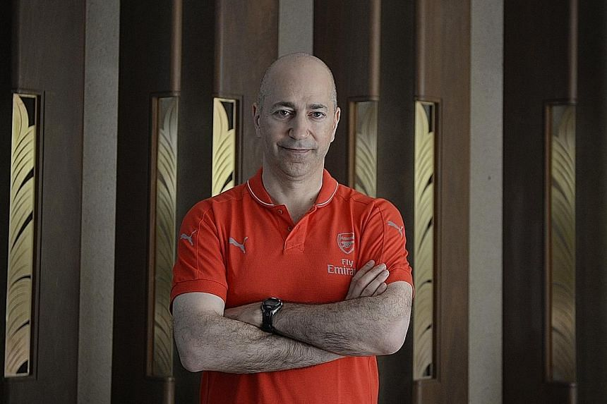 While Arsenal's chief executive Ivan Gazidis says the club can compete for top players, it is also crucial to find and polish raw gems at their own academy.
