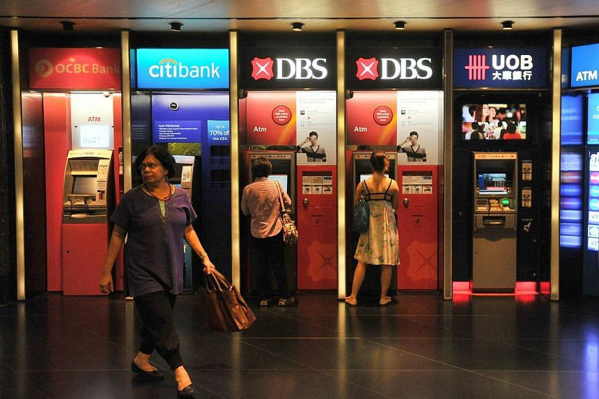 Moody's has upgraded its outlook for Singapore's banking system to stable.