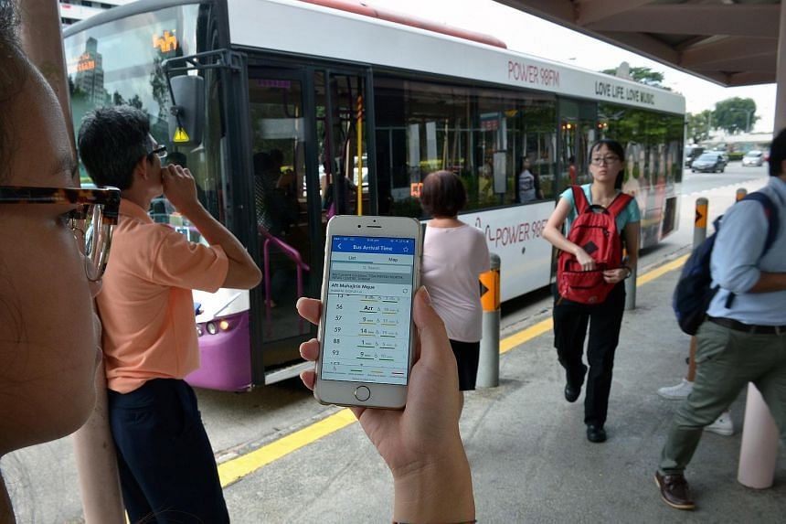 Commuters have found phone-based bus arrival information to be unreliable in recent months.