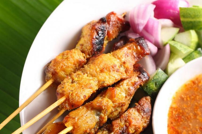 Hotel Fort Canning will offer free local food like satay.