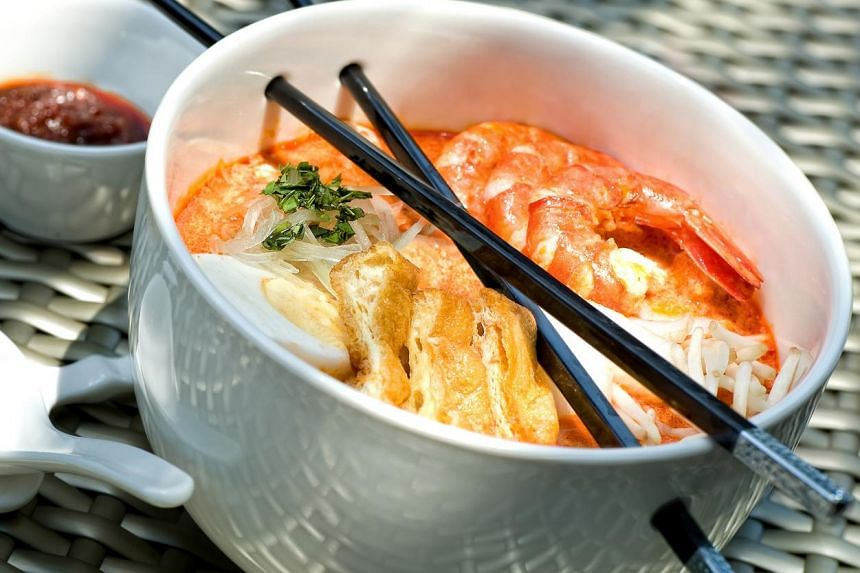 Hotel Fort Canning will offer free local food like laksa.