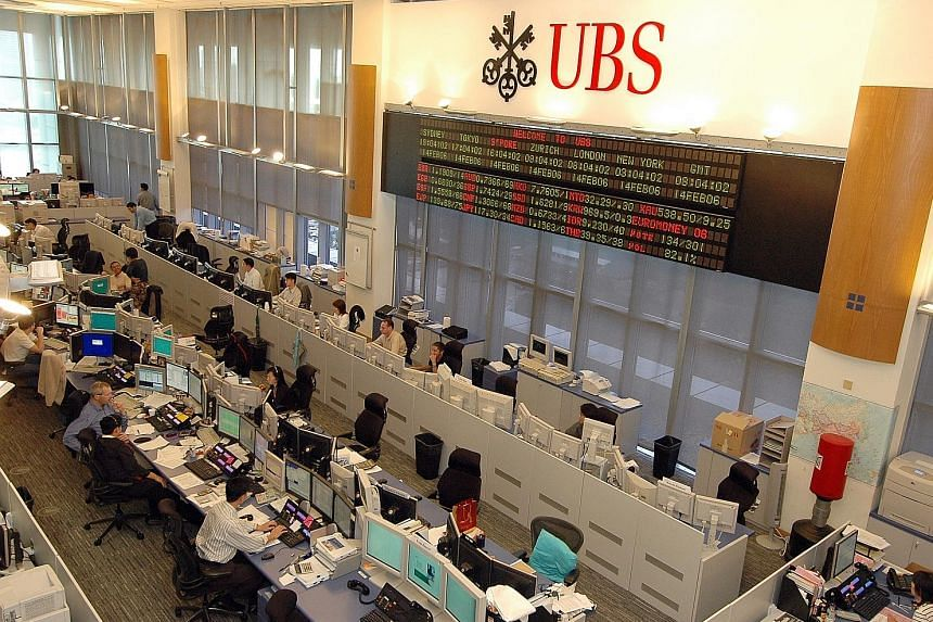 UBS' stock price performance improved after it downsized its investment bank and became more aggressive in the area of wealth management. HSBC last month announced a restructuring plan that would shed 50,000 jobs worldwide. Ousted Barclays chief Anto