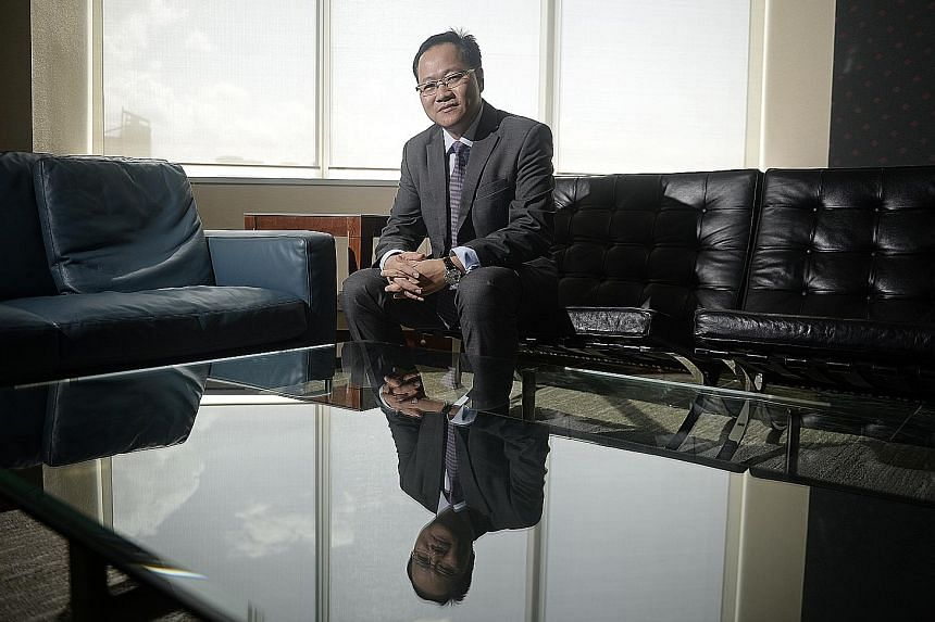 View technology as a tool, not as a threat to your job, says UOB chief economist Jimmy Koh.