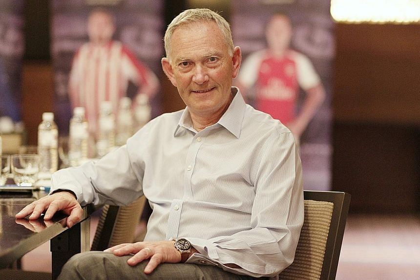 Richard Scudamore does not foresee broadcasters being given access to dressing rooms in EPL clubs. He is not for a winter World Cup in Qatar but is working with Fifa to minimise the disruption.
