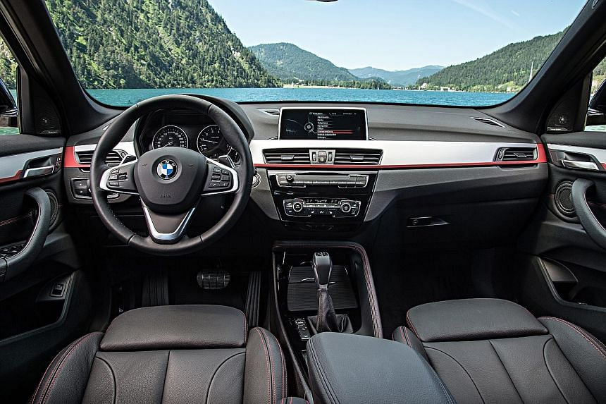 The BMW X1 is bigger, more powerful and more efficient than its predecessor.