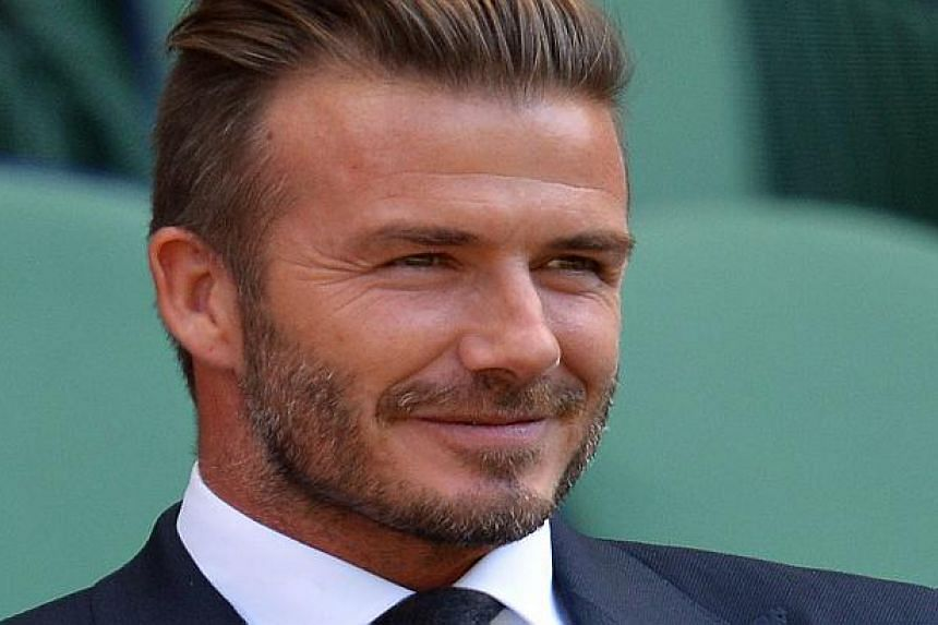 A group led by former English soccer star David Beckham (above) has confirmed plans for a Miami stadium.