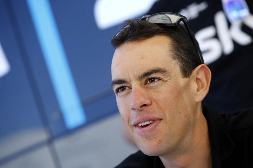 Porte said the Sky riders, and Froome in particular, are paying for negative speculation that they are doped.