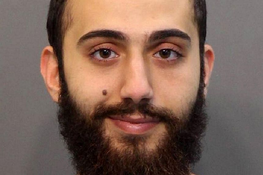 Mohammod Youssuf Abdulazeez, the suspect in the fatal shootings of four US Marines.