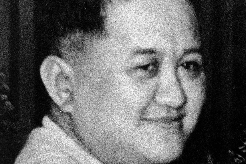 Mr Lee Gee Chong was abducted and killed in 1960.