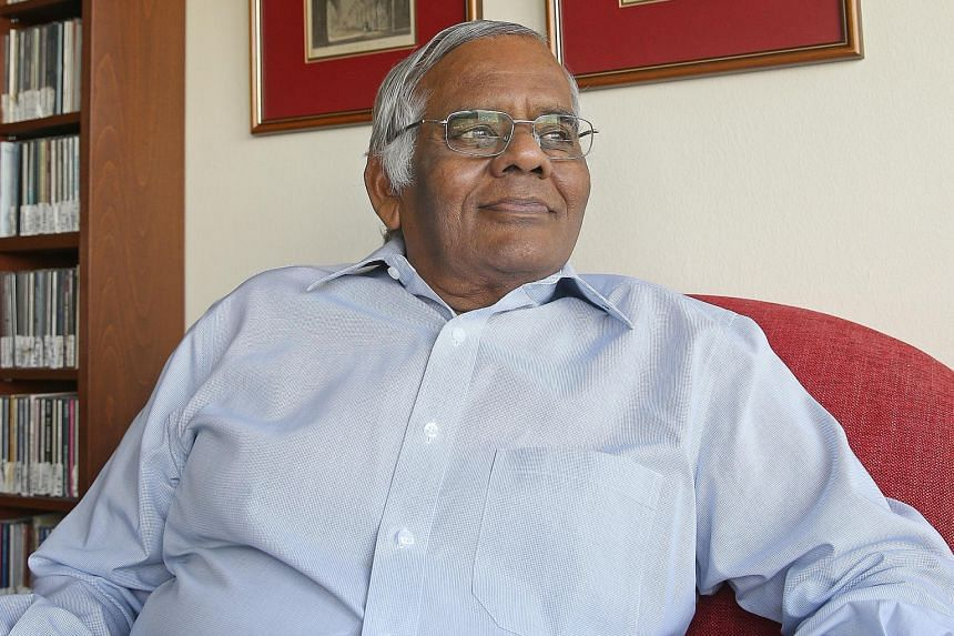 Mr N. Subramaniam was a casual movie-lover when he attended his first meeting of the Singapore Film Society in 1964 - and an elected office-bearer when he left the same meeting.