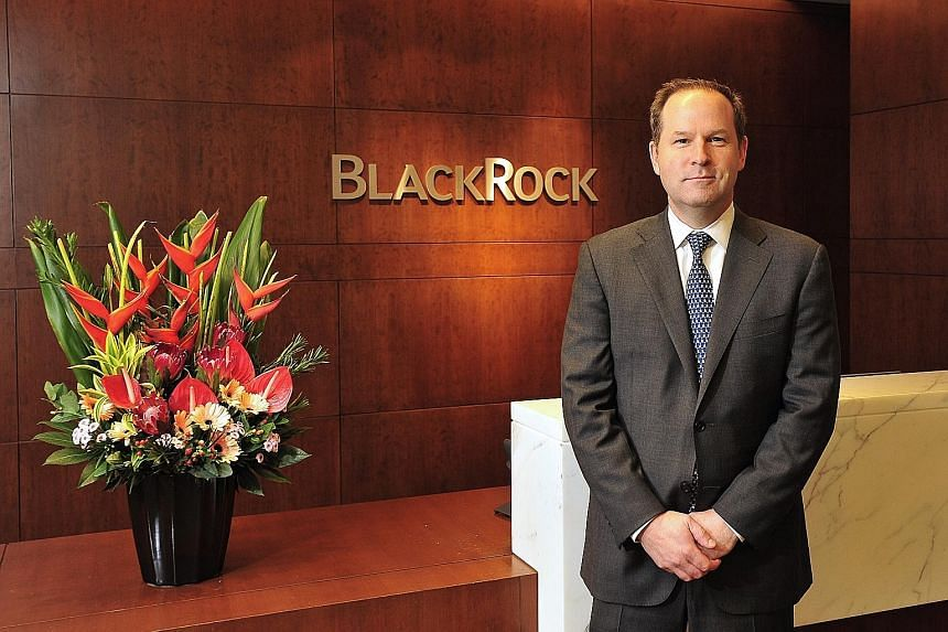 For BlackRock's multi-asset income funds, Mr Fredericks now finds equities in Europe more appealing than those in Asia, in terms of both risk and return.