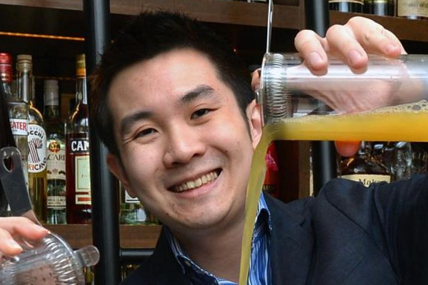 Mr Indra Kantono (above), co-founder of Jigger & Pony cocktail bar and Sugarhall grill, loves the scenic beauty in Washington state.