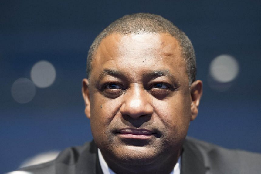 Former Fifa vice-president Jeffrey Webb pleaded not guilty in US court Saturday in connection with a massive international corruption scandal.