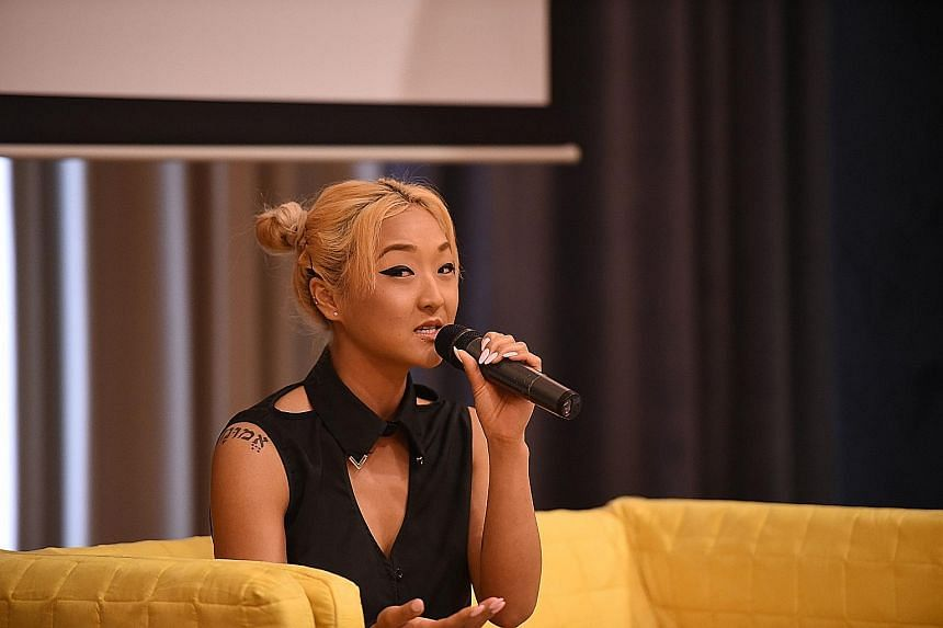 Lydia Paek wants to be remembered as a kind person more than for her music.