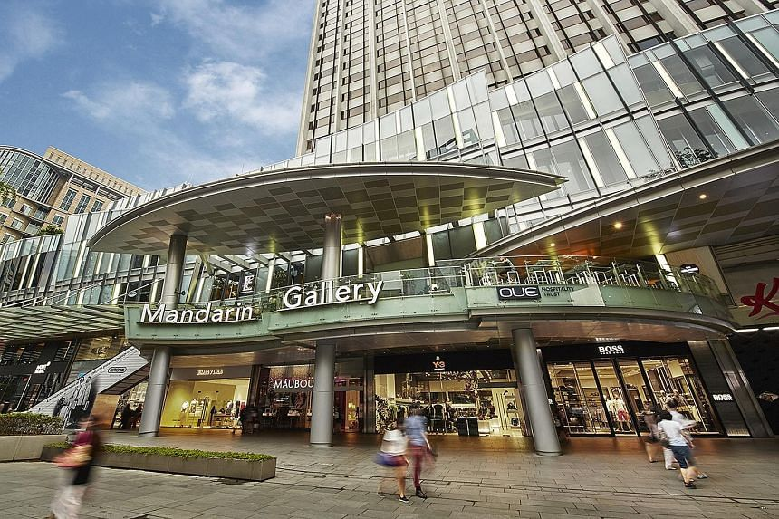 OUE executive chairman Stephen Riady, whose OUE Hospitality Trust owns Mandarin Gallery, says Orchard Road must appeal to locals too for it to be successful.