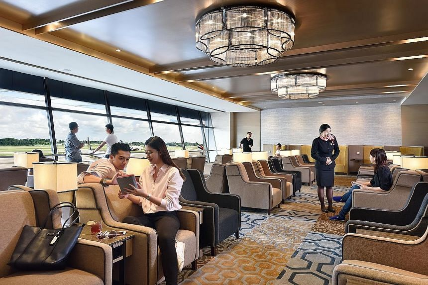 Since the Plaza Premium Lounge opened in April, it has served 18,000 guests, offering meeting rooms for business travellers, and resting suites and shower facilities for the weary.
