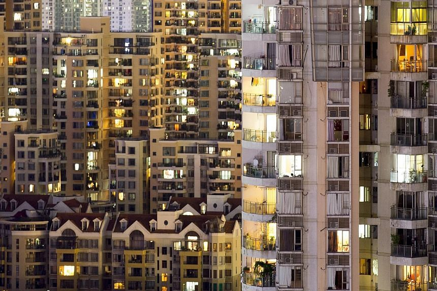 Residential buildings in the Nanshan district of Shenzhen, China. According to Reuters calculations from official data out on Saturday, average new home prices across China rose 0.4 per cent last month from May, a stronger gain that the 0.2 per cent