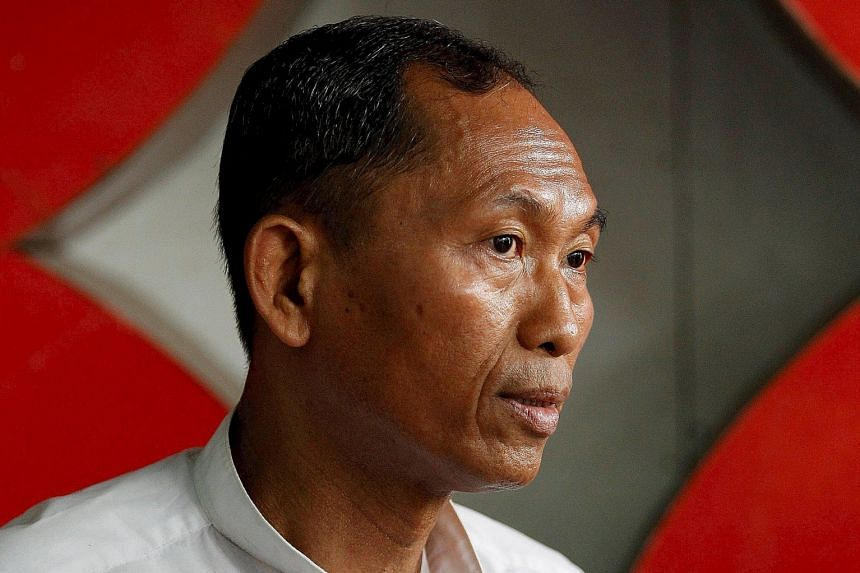 Mr Ko Ko Gyi confirmed that he would run in the election but declined to give further details until the NLD made an official announcement.