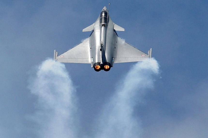 France delivered three Rafale jets to Egypt on Monday, July 20, 2015, the first of 24 planes to be transferred.