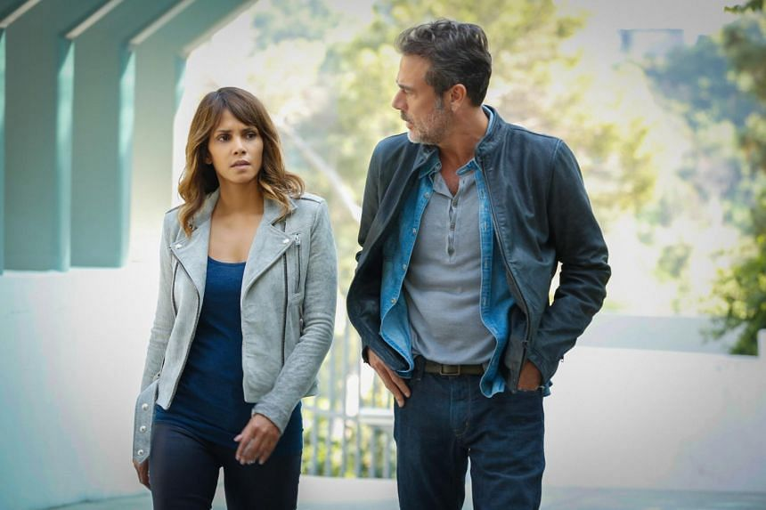 Halle Berry and Jeffrey Dean Morgan star in Extant 2.