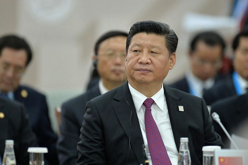 President Xi Jinping has told officers that there can be no ambiguity when it comes to fighting graft.