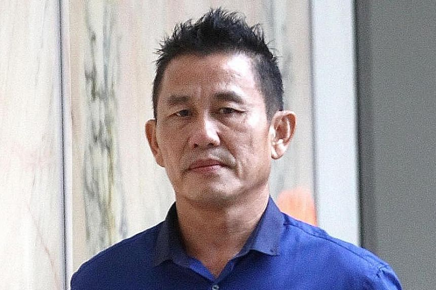 Businessman See Lam Huat, 55, died on the spot on Sunday on Malaysia's Second Link highway after the Porsche he was driving rammed into a divider. Mr See Lam Huat was in the news last month for suing one of his younger brothers for copyright breach,