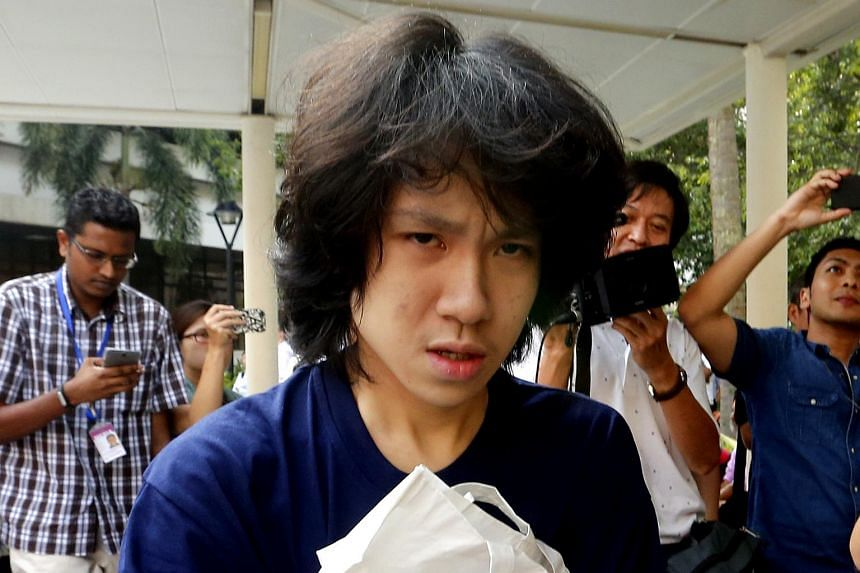 Amos Yee had been found guilty on May 12 of intending to wound the religious feelings of Christians in a video, as well as of uploading an obscene image onto his blog.