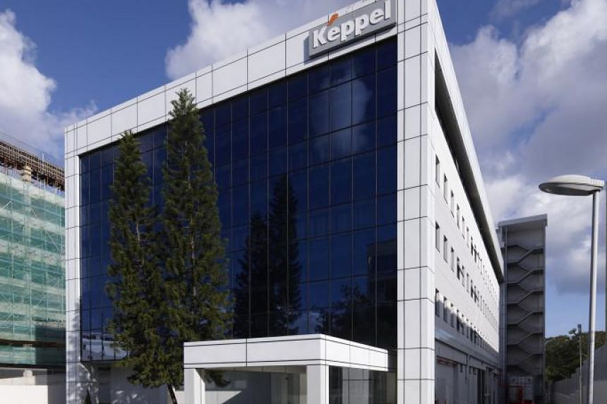 A file picture of Keppel Datahub in Tampines. Keppel Telecommunications & Transportation Group's revenue for half year ending June 30 decreased by 3 per cent to S$97.1 million mostly due to the disposal of two data centres in December 2014. PHOTO: