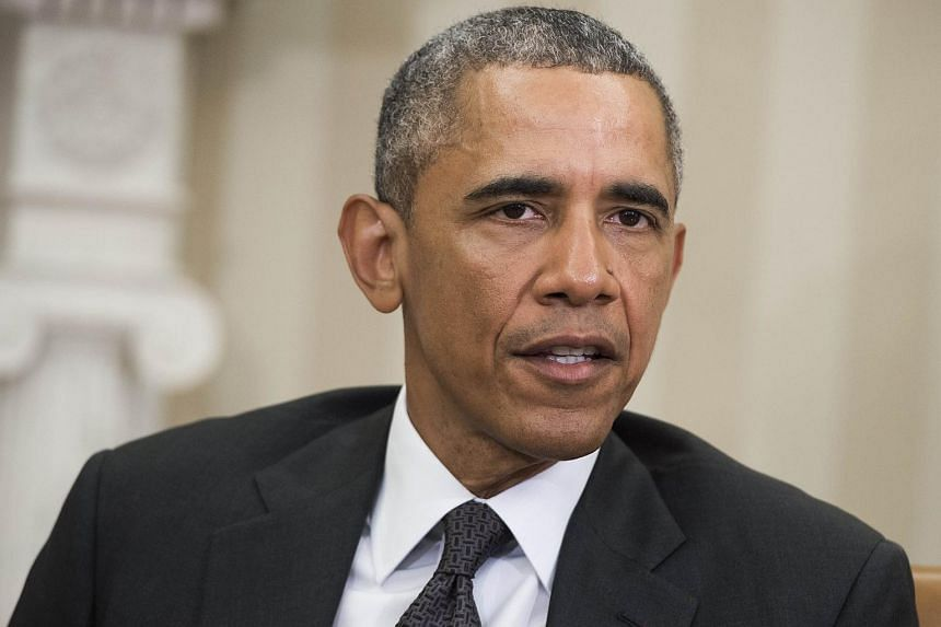 US President Barack Obama expressed his appreciation for China's role in the Iran nuclear talks in a call to Chinese President Xi Jinping.