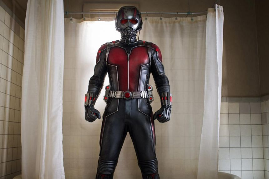 Ant-Man's success at the weekend box office in the United States marks Marvel's 12th consecutive first-place opening.