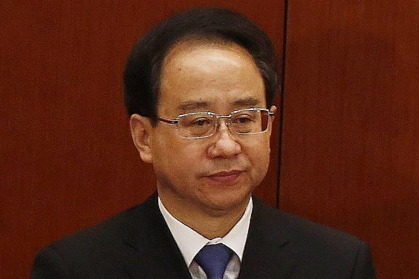 Mr Ling Jihua will face prosecutors over corruption, among other things.