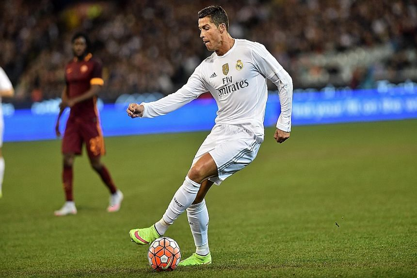 Cristiano Ronaldo, who is estimated to earn $36 million annually from endorsements, recently sold his image rights to Singapore billionaire Peter Lim's company for an undisclosed sum.