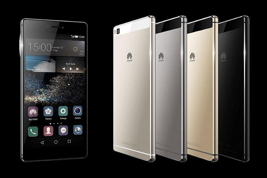The Huawei P8 comes in a metal casing, much like its larger Mate 7 cousin. The build has a premium look and feel to it. For $699, it offers a great build and useful software that puts it on a par with high-end phones from LG, Samsung and Sony.