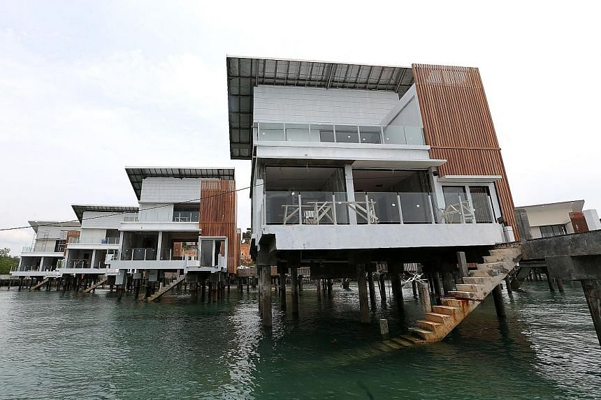 Funtasy Island Development, which has projects in Batam (above), launched Dolphin Villa in April.