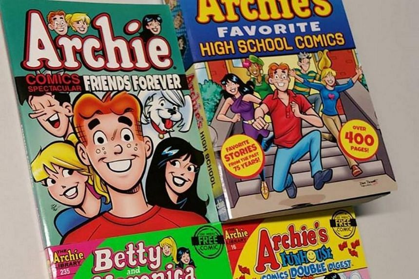 Cartoonist Tom Moore, best known for drawing Archie Andrews and the other residents of Riverdale, died on Monday, age 86.