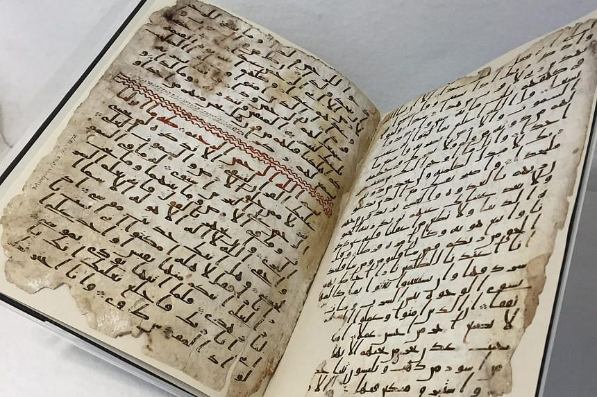 The Muslim holy text was found in the University library, the University of Birmingham announced on July 22, 2015.