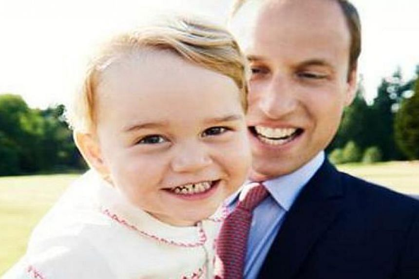 Prince George turns two on July 22, 2015.