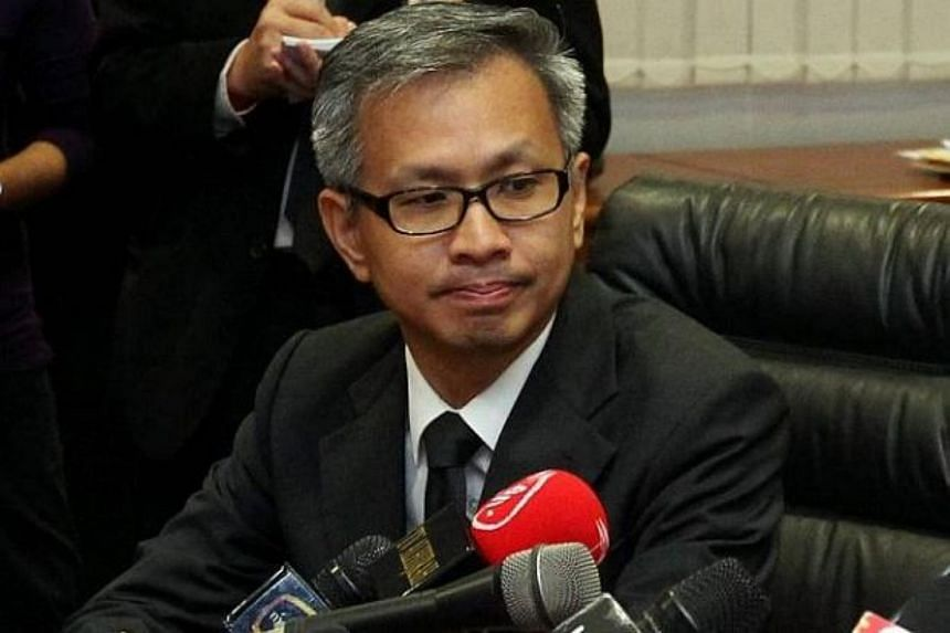 Opposition Democratic Action Party (DAP) lawmaker Tony Pua has been barred from leaving the country.