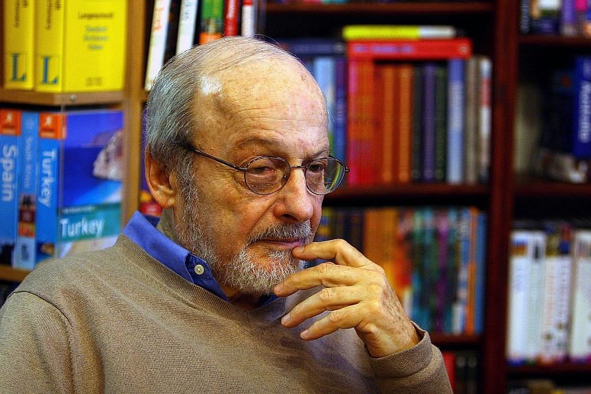 American writer E.L. Doctorow, in a file picture taken in 2007, died of complications from lung cancer.