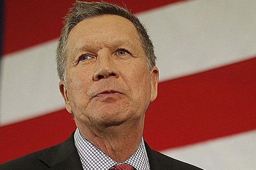 Mr John Kasich is the 16th prominent Republican to enter the race.
