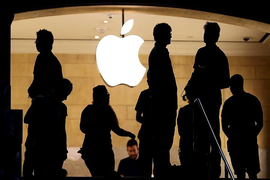 Apple's revenue forecast for the current period and third-quarter iPhone shipments fell short of analysts' predictions, raising questions over whether demand for the device has peaked.
