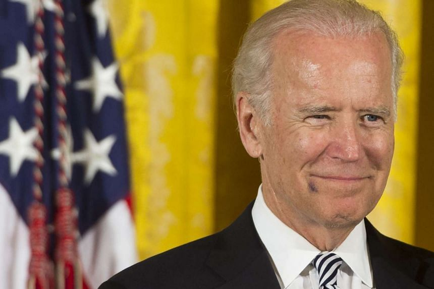Vice-President Joe Biden was scheduled to speak at the venue a few hours later.