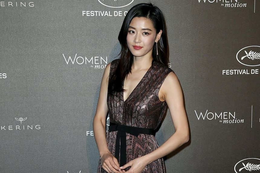 South Korean actress Gianna Jun, of My Love From The Star fame, is 10 weeks pregnant, said her talent agency on Wednesday, July 22. 2015.