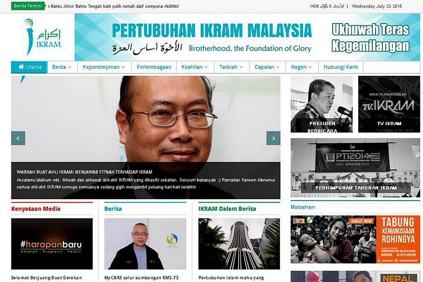 Outreach group Ikram Malaysia Organisation will be among groups that the new opposition alliance will work with.