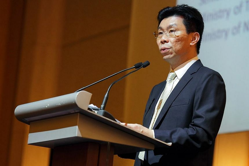 Senior Minister of State for Trade and Industry Lee Yi Shyan will be driving the SkillsFuture outreach to businesses.