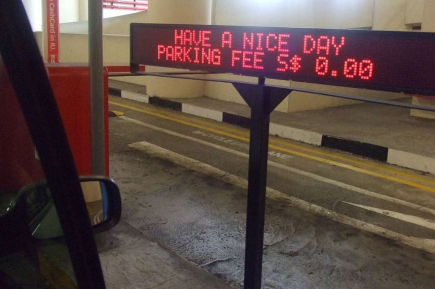 NParks is implementing an automated parking system at 18 carparks located in 12 parks from this month.