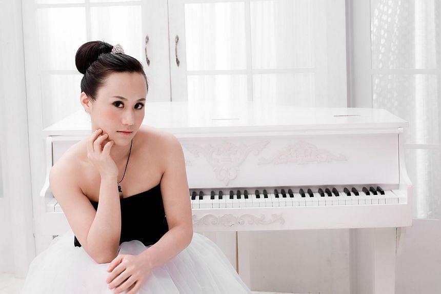 Pianist Yao Xiao Yun.