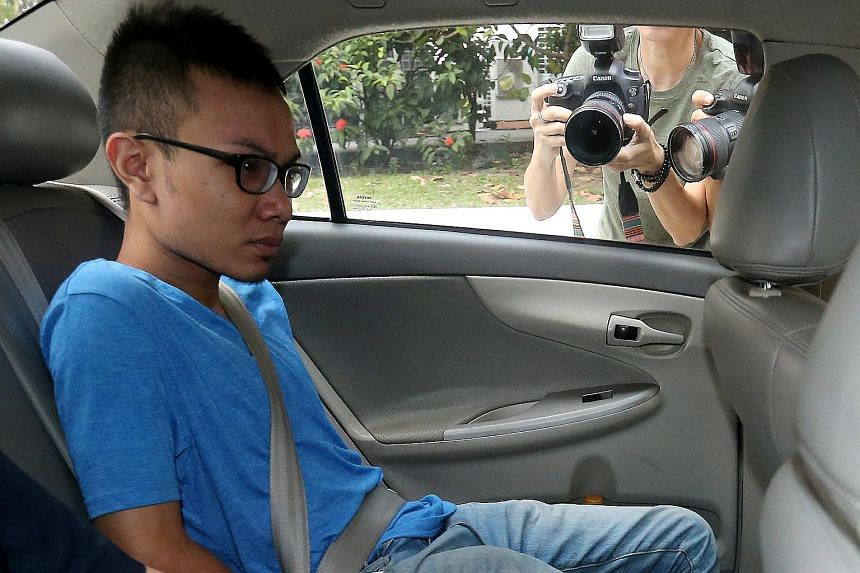 Muhammad Saufi Mohamad Salleh allegedly set fire to at least five flats in the last two months.
